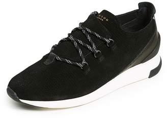 Hudson London Trelawny Suede Sneakers