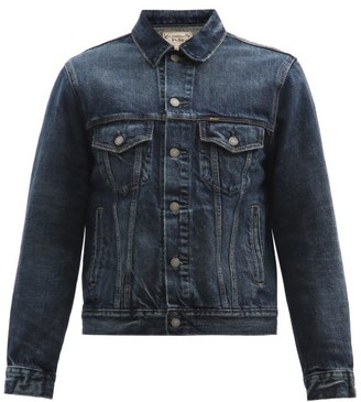 Polo Ralph Lauren Washed Denim Jacket - Mens - Blue