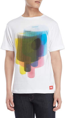 Planet Rock Graphics Ice Pop Tee