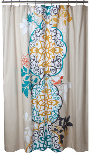 Blissliving Home 'Shangri-La' Shower Curtain (Online Only)