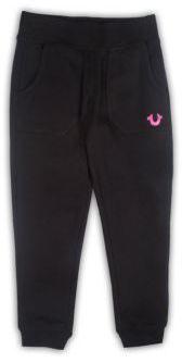 True Religion Girl's Fleece Sweatpants $59 thestylecure.com