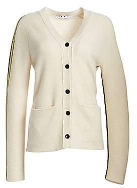 c5e08cbf5c67 Proenza Schouler PSWL PSWL Women s Merino Wool  Cashmere Cardigan