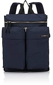 Givenchy Men's Aviator Backpack-Navy