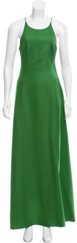 MICHAEL Michael KorsMichael Kors Silk Evening Dress