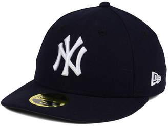 New Era New York Yankees Low Profile Ac Performance 59FIFTY Cap