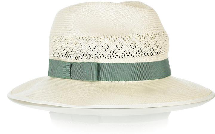 Babajaan Jackie straw Panama hat