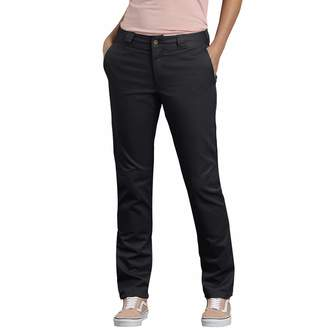 154ba25f05 Dickies Women's Double Knee Work Pant with Stretch Twill