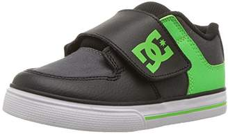 DC Kids' Youth Pure V Skate Shoe