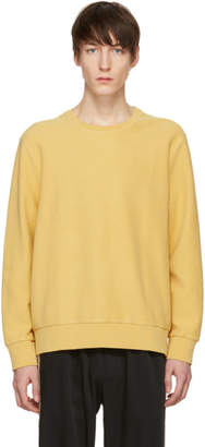 Cmmn Swdn Yellow Coen Reversed Sweatshirt
