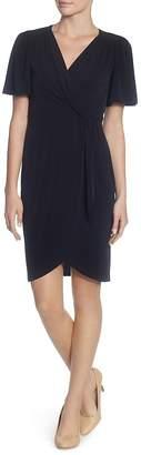 Catherine Malandrino Nyla Twist-Front Dress