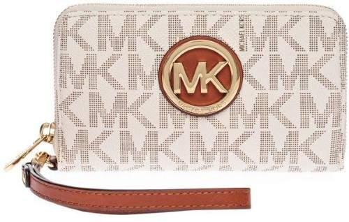MICHAEL Michael Kors Fulton Large Flat Logo Phone Case