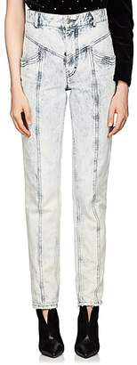 Isabel Marant Women's Lorricka Skinny Jeans - Blue