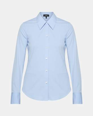 Theory Perfect Fitted Shirt