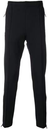 Moncler tapered track trousers