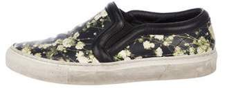 Givenchy Printed Slip-On Sneakers