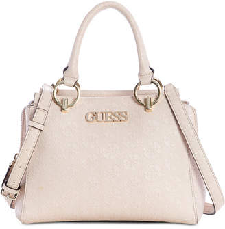 GUESS Heritage Pop Girlfriend Satchel