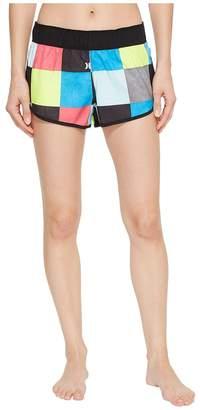 Hurley Supersuede Kingsroad Beachrider Shorts Women's Swimwear