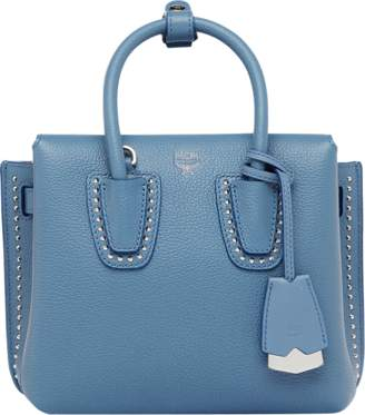 MCM Milla Tote In Studded Outline Leather