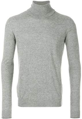 Golden Goose ribbed turtle neck pullover