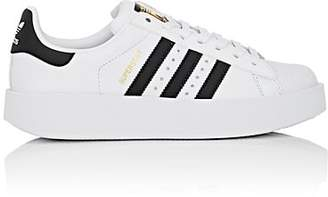 adidas Women's Superstar Bold Leather Sneakers - White