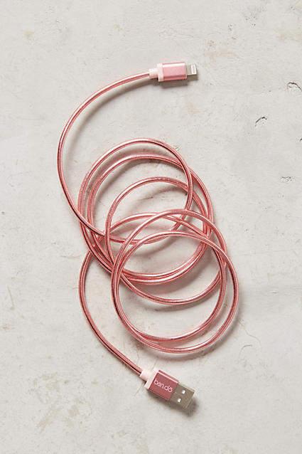 ban.do ban. do Lightning iPhone Charging Cord