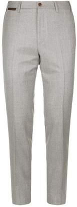 Corneliani Wool Tailored Trousers