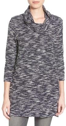 Petite Women's Caslon Knit Cowl Neck Tunic $69 thestylecure.com