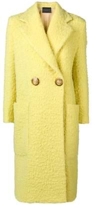 Cavallini Erika double breasted coat
