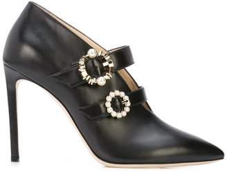 Jimmy Choo Larissa 100 boots