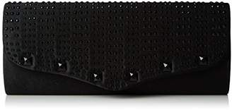 Jane Shilton Womens Evening - Beaded F/O Clutch Black