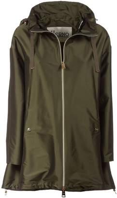 Herno Oversized Hooded Jacket
