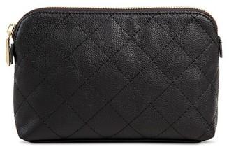 Merona Women's Faux Leather Medium Pouch $12.99 thestylecure.com