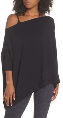 Beyond Yoga 'Cozy' Convertible Fleece Pullover