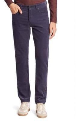Lacoste Slim-Fit Corduroy Pants