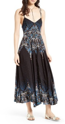 Women's Free People Be My Baby Maxi Dress $148 thestylecure.com