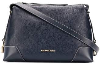 Michael Kors Logo Plaque Crossbody Bag