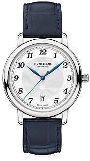 Montblanc Women's Star Legacy Stainless Steel & Alligator Strap Automatic Date Watch