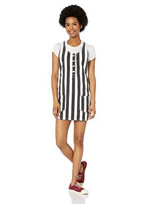 Obey Junior's Jeanne Canvas Dress