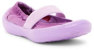 LUV Footwear Fairy Print Flat (Toddler Girl)