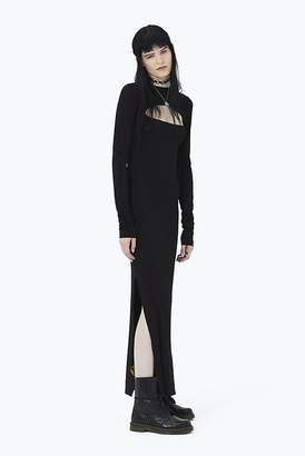 Marc Jacobs Yoke Cutout Knit Dress