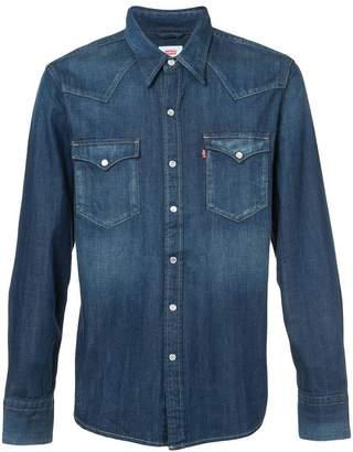 Levi's button-down shirt