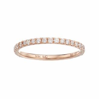 Lauren Conrad 10k Gold 1/2 Carat T.W. Diamond Ring
