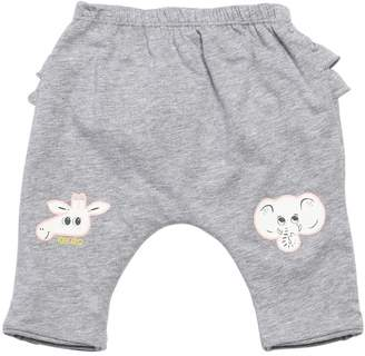 Kenzo Animals Print Cotton Jersey Pants
