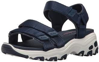 Skechers Cali Women's D'Lites-Fresh Catch Wedge Sandal