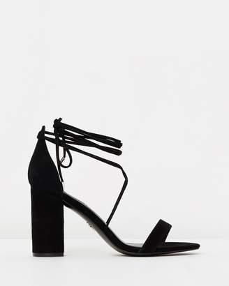 2b211ec47ccf Windsor Smith Black Suede Sandals For Women - ShopStyle Australia