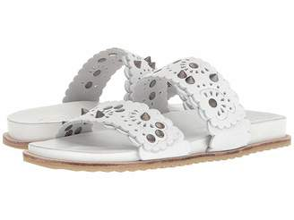Free People Spellbound Footbed Sandal Women's Slide Shoes