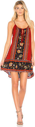 Band of Gypsies Bohemian Tank Dress