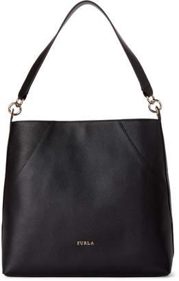 Furla Onyx Johanna Medium Leather Hobo