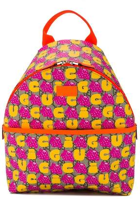 Gucci Kids Strawberry backpack