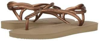 Havaianas Luna Sandals Girls Shoes